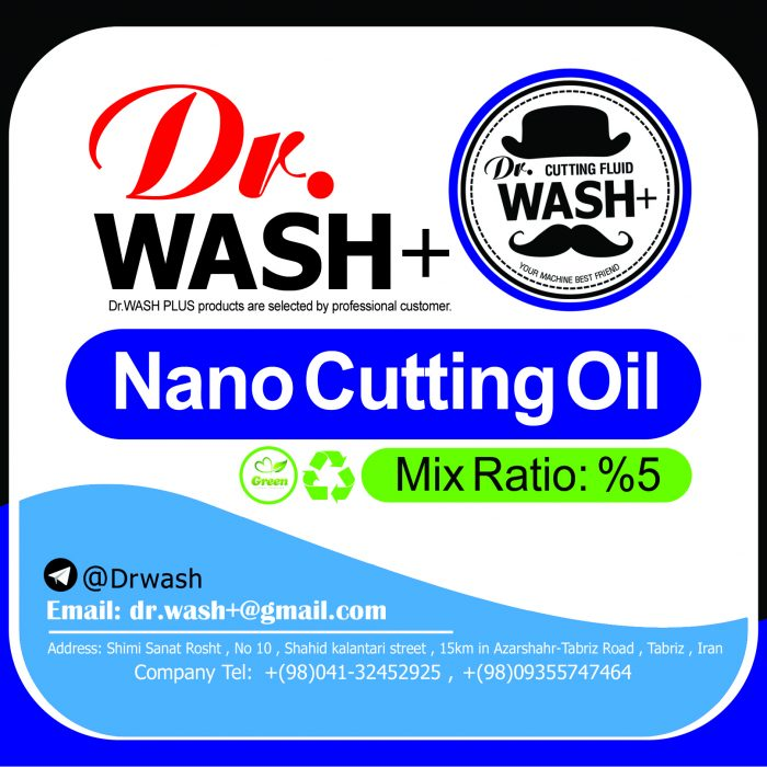 Nano Cutting Oil 001